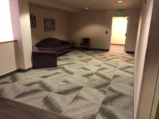 Ephraim, Utah: Second Floor Sitting Area
