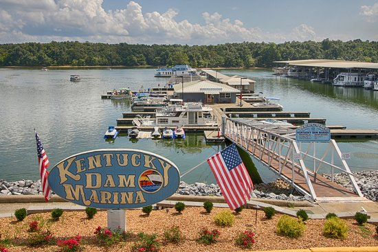 ‪Kentucky Dam Marina‬