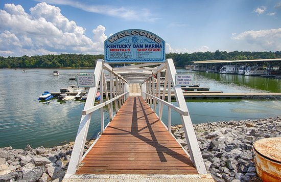 Gilbertsville, Κεντάκι: Kentucky Dam Marina