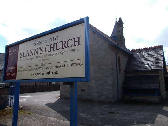 St. Ann's Church, Rhyl