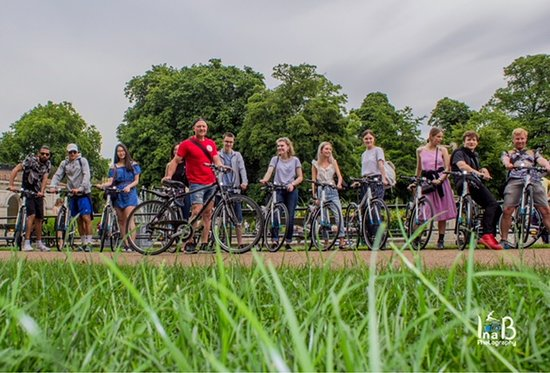 Notting Hill Bike tours
