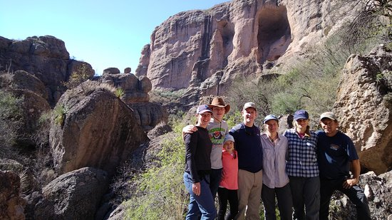 Sonora, Mexico: Hike to Bat Cave