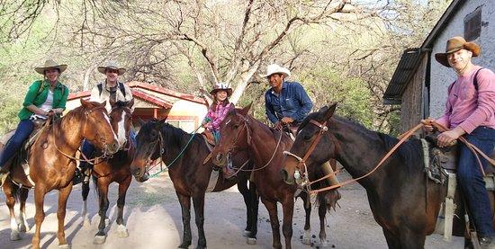 Sonora, México: Sunset Ride