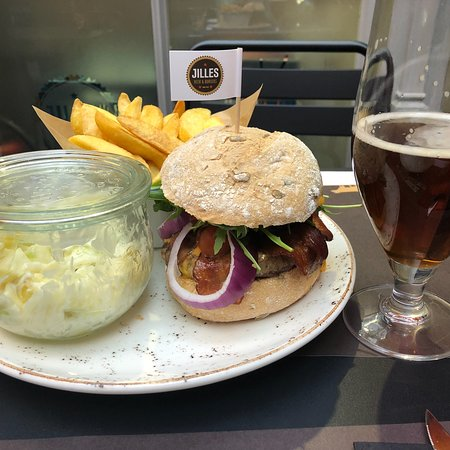 Best burger in Europe!