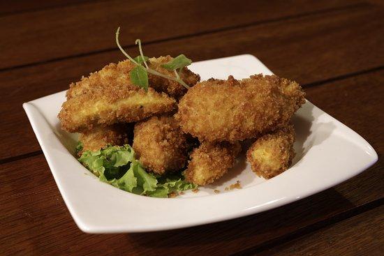 Glamorize Fried Fish