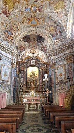 Chiesa dell'Arciconfraternita della Pieta (o del Cristo Risorto): Interno