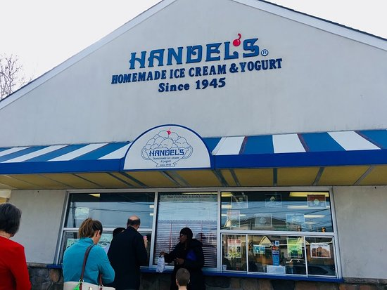 Berwyn, PA: Handel's Homemade Ice Cream
