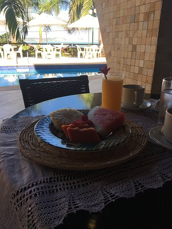 Estado de Río Grande del Norte: Café da manhã