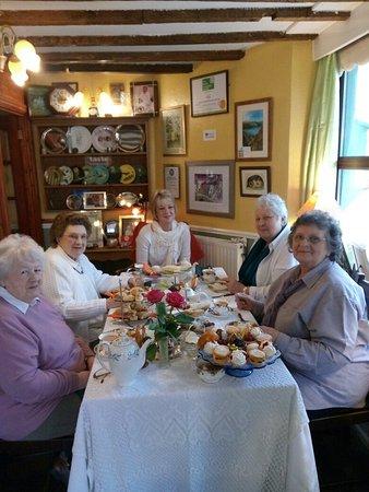 Llanwrtyd Wells, UK: Drovers Rest