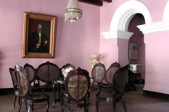 Living room of the house - Picture of Birthplace of Carlos Manuel de ...