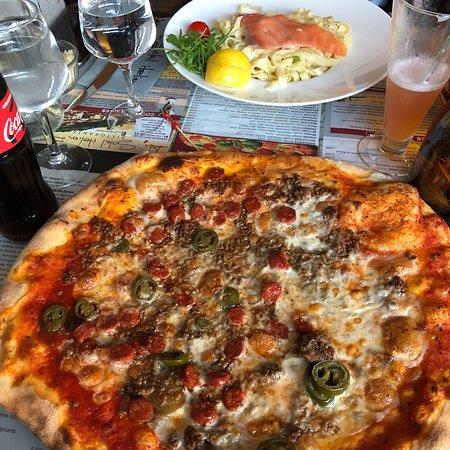 Restaurant au soleil italien dans sainte genevieve des - Buffalo grill sainte genevieve des bois ...