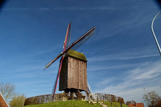 Oostvleteren, België: The Masters Mill