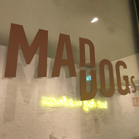 Mad Dogs - Hot Dog Madness
