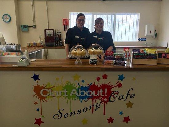 Clart About Sensory Cafe