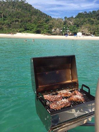 Campeche island: incrivel, umas das melhores experiencias da minha vida, pretendo voltar até no maximo ano que ve