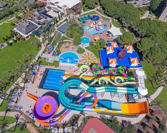 Ic Hotels Green Palace Aqupark Mini