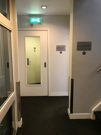 Hotel Piet Hein: Hallway