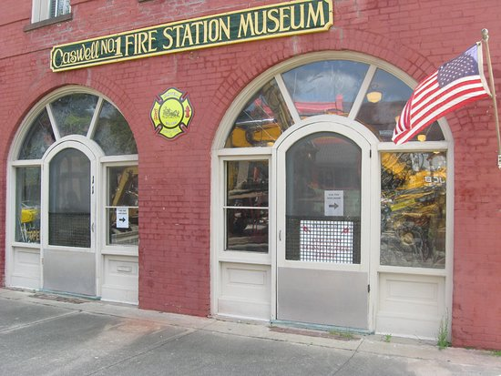 Caswell No. 1 Fire Station Museum