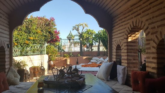 Riad Anabel.... absolutely amazing!
