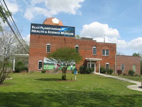 Ellis Planetarium, Health & Science Museum