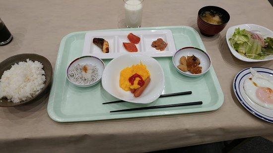 Otsuchi-cho, ญี่ปุ่น: 朝食バイキング
