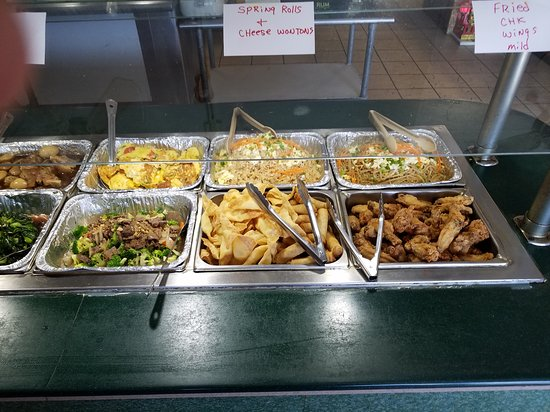 Lunch Buffet Picture Of Orchid House Thai Restaurant Fort