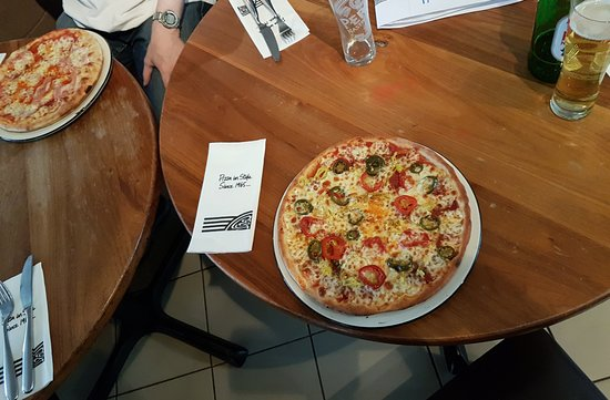 Pizza Express: After