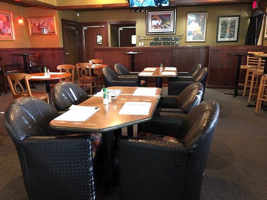 โอโคอี, ฟลอริด้า: Dining room area where you can eat connect and relax