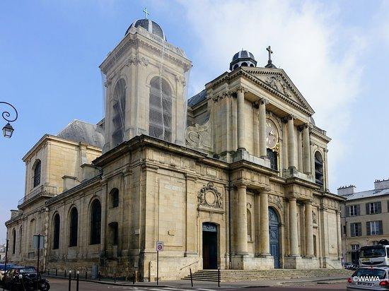 Eglise Notre-Dame de Versailles