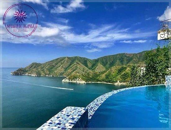 El mirador hotel club social updated 2019 lodge reviews price comparison taganga - Taganga dive inn ...