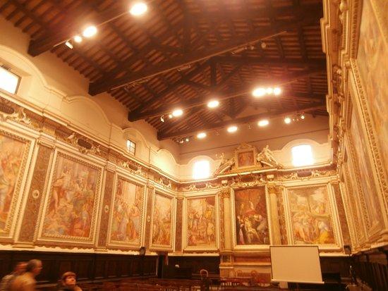 Fabriano, Italie : Oratorio della Carità