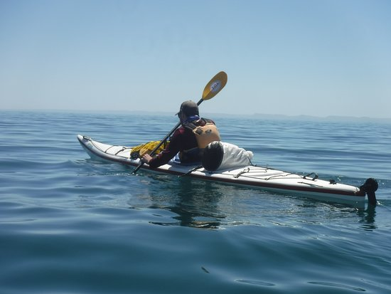 Baja Outdoor Activities (BOA): Daily paddling