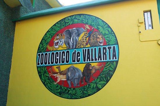 Zoologico de Vallarta: Zoo Entrance
