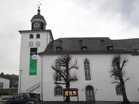 Herborn, Deutschland: the church