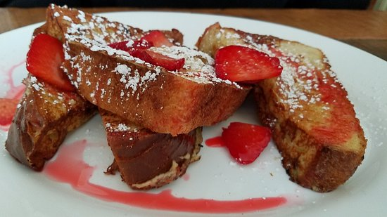 Jericho, VT: Challah French Toast