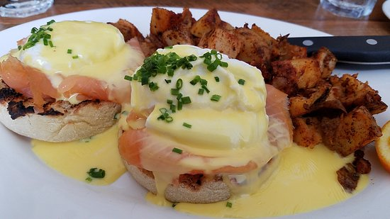Jericho, VT: Salmon Eggs Benedict