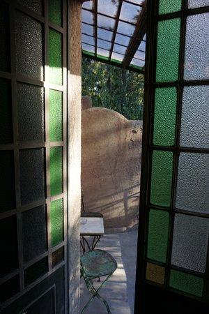 Casa Glebinias: Balcony