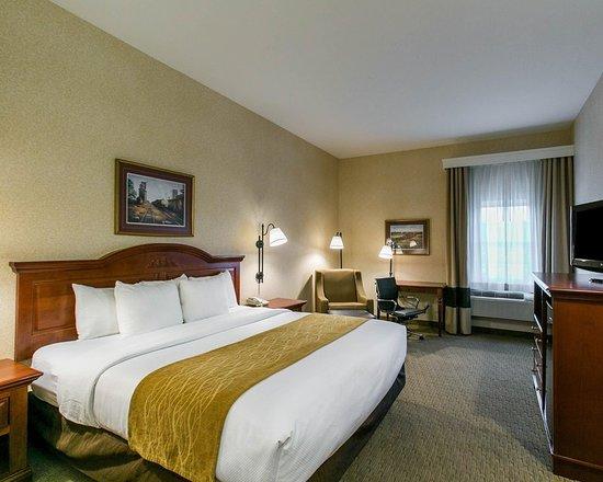 Warrensburg, MO: Guest room