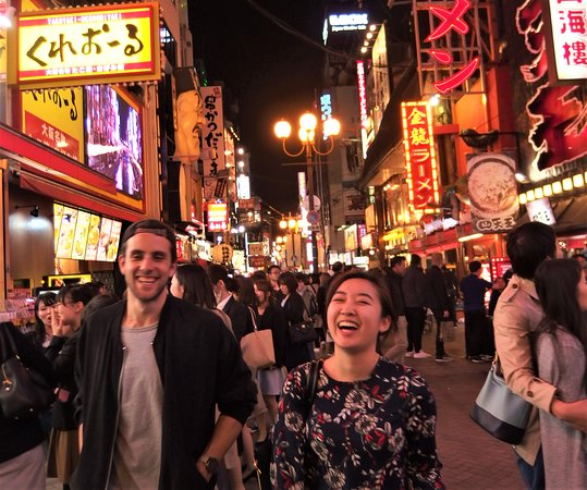 Magical Osaka Bar Hopping Tours