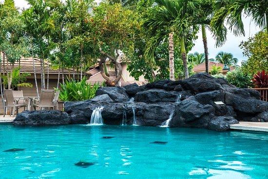 Aston Waikoloa Colony Villas: Pool