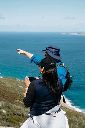 Great Southern Escapes: Tongue point walk