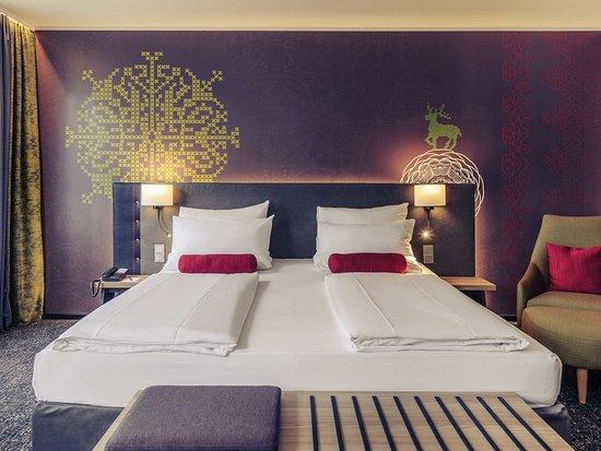 Mercure Hotel Muenchen City Center: Guest room