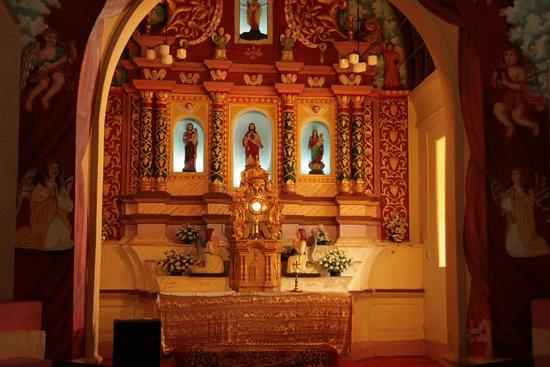 St. Thomas Forane Church: Altar of the Ancient Church