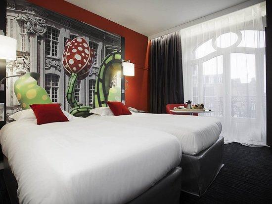 Mercure Lille Centre Grand Place: Guest room