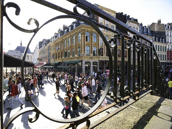 Mercure Lille Centre Grand Place: Other