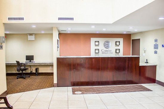 Comfort Inn & Suites JFK Airport: Lobby
