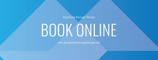 Georgian Bay Massage Therapy Clinic: online booking collingwood massage therapy
