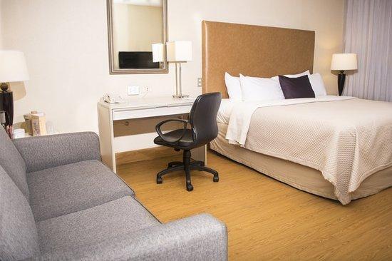 iStay Hotel Ciudad Juarez: Guest room