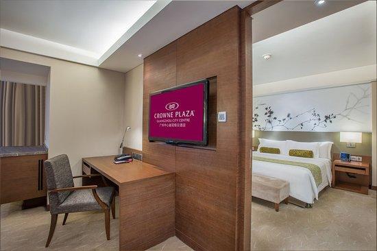 Crowne Plaza Guangzhou City Centre: Suite