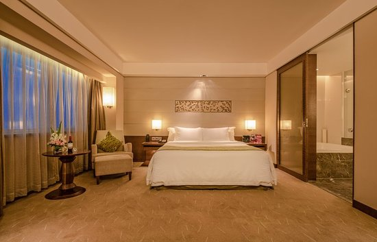 Crowne Plaza Guangzhou City Centre: Guest room